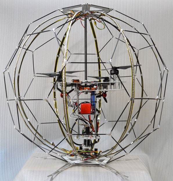 球体ディスプレイ1
