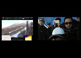 最新映像伝送システム
